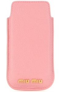 Fundas-de-movil-y-tablet-de-mujer-Miu-Miu-Leather-Iphone-5-Case