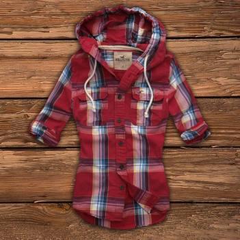 llister-alta-Popularidad-Mujer-Classic-Camisa-Red-18_LRG
